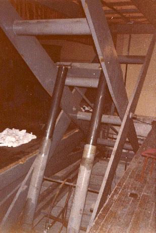 Piattaforme a pantografo ad utilizzo teatrale ed indistriale